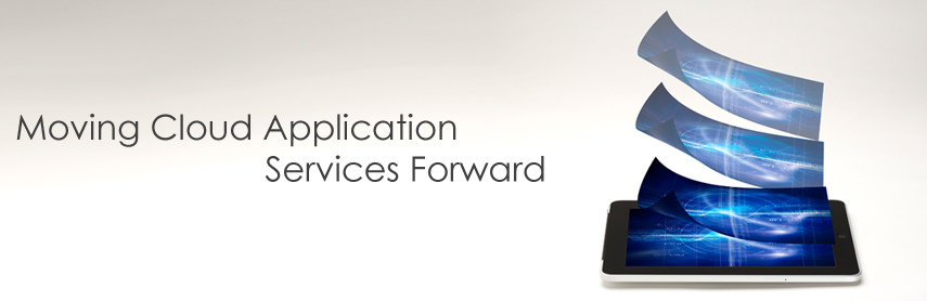 Moving Cloud Application Services Forword