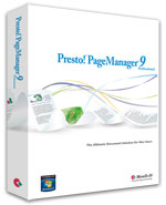 PageManager 9 Professional Edition